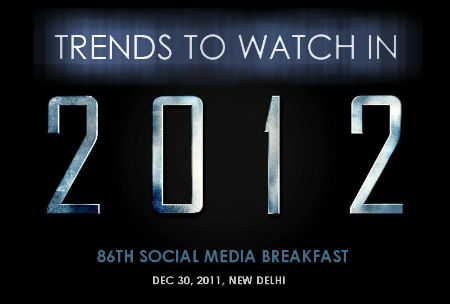 Social / Tech Trends for 2012