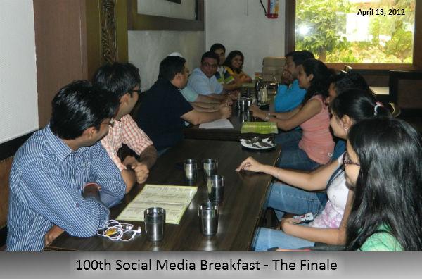 Posted by Aashish Chopra in Social Media , Social Media Breakfasts ...